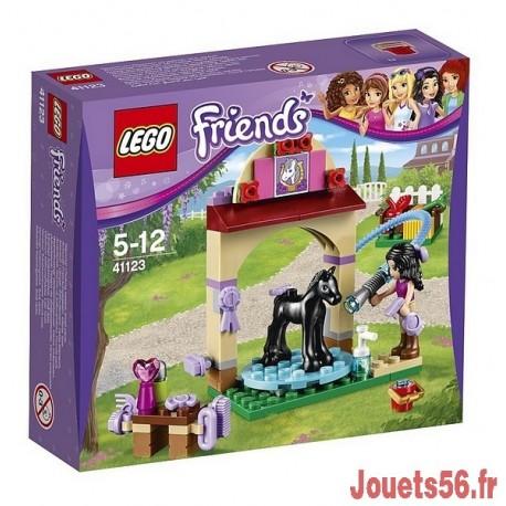 41123 TOILETTE DU POULAIN FRIENDS-jouets-sajou-56