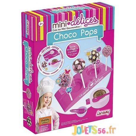 MINI DELICES CHOCO POPS - Jouets56.fr - Magasin jeux et jouets dans Morbihan en Bretagne