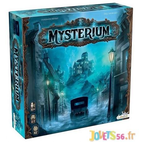 JEU MYSTERIUM - Jouets56.fr - Magasin jeux et jouets dans Morbihan en Bretagne