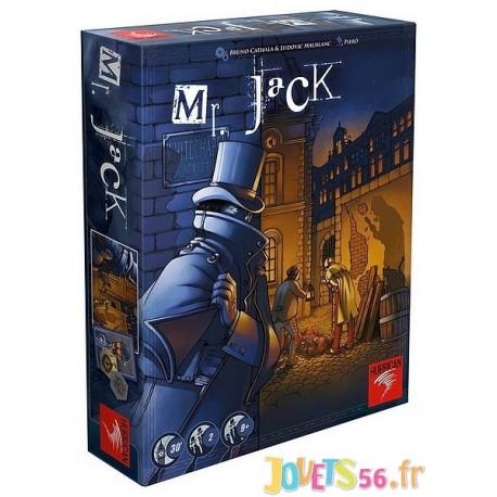 JEU MR JACK - Jouets56.fr - Magasin jeux et jouets dans Morbihan en Bretagne