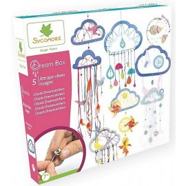 ATTRAPE REVES NUAGES DREAM BOX GM
