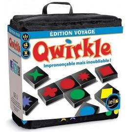 JEU QWIRKLE VOYAGE - Jouets56.fr - Magasin jeux et jouets dans Morbihan en Bretagne