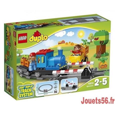 10810 PREMIER JEU DE TRAIN DUPLO-jouets-sajou-56