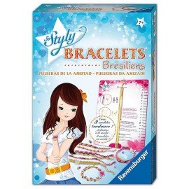 BRACELETS BRESILIENS SO STYLY - Jouets56.fr - Magasin jeux et jouets dans Morbihan en Bretagne