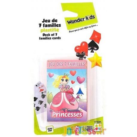 JEU 7 FAMILLES - Jouets56.fr - Magasin jeux et jouets dans Morbihan en Bretagne