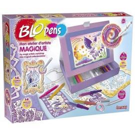 BLOPENS MON ATELIER D'ARTISTE MAGIQUE