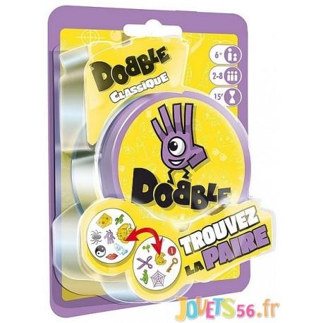 JEU DOBBLE CLASSIQUE BLISTER - Jouets56.fr - Magasin jeux et jouets dans Morbihan en Bretagne
