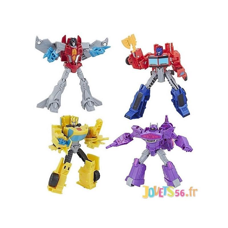 Warrior Transformers Figurine Asst Cyberverse 543AjLcqR