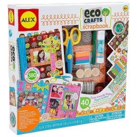 ALBUM SCRAPBOOKING A CREER ECOLOGIQUE