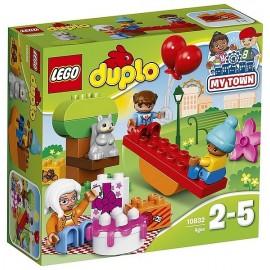 10832 LA FETE D'ANNIVERSAIRE LEGO DUPLO - Jouets56.fr - Magasin jeux et jouets dans Morbihan en Bretagne