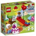 10832 LA FETE D'ANNIVERSAIRE LEGO DUPLO