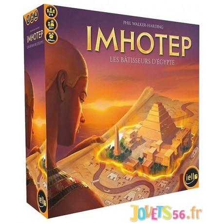JEU IMHOTEP - Jouets56.fr - Magasin jeux et jouets dans Morbihan en Bretagne