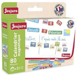 MAGNETS CALENDRIER - 70 PIECES