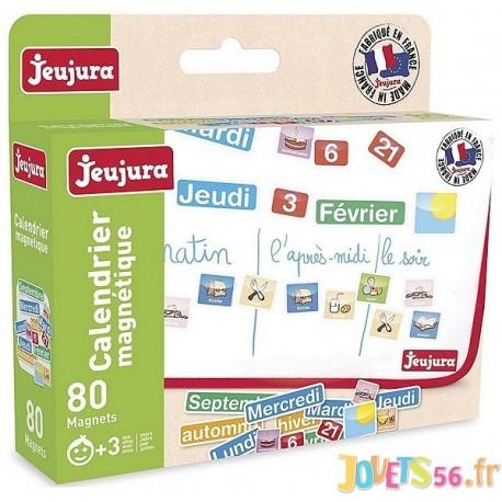 MAGNETS CALENDRIER - 70 PIECES - Jouets56.fr - Magasin jeux et jouets dans Morbihan en Bretagne