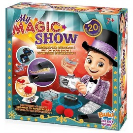 MY MAGIC SHOW SPECTACLE 20 TOURS DE MAGIE