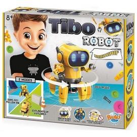 ROBOT TIBO A CONSTRUIRE - Jouets56.fr - Magasin jeux et jouets dans Morbihan en Bretagne
