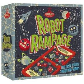 JEU ROBOT RAMPAGE EN BOIS
