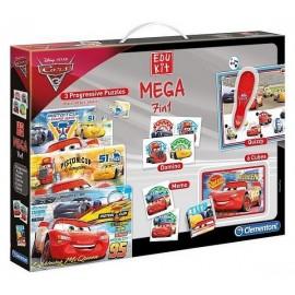 EDUKIT MEGA 7 EN 1 CARS 3