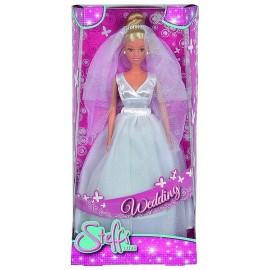 STEFFI LOVE MARIAGE ROBE LONGUE - Jouets56.fr - Magasin jeux et jouets dans Morbihan en Bretagne