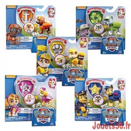 FIGURINE PAW PATROL SAC A DOS TRANSFORMABLE-jouets-sajou-56