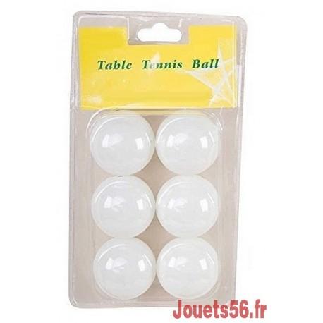 6 BALLES PING PONG 3 ETOILES-jouets-sajou-56