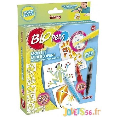 MON KIT MINI BLOPENS - Jouets56.fr - Magasin jeux et jouets dans Morbihan en Bretagne