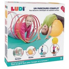 PARCOURS DE MOTRICITE - Jouets56.fr - Magasin jeux et jouets dans Morbihan en Bretagne