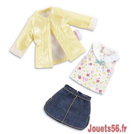 ENSEMBLE JUPE RIVIERA LES CHERIES-jouets-sajou-56