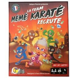 JEU MEME KARATE RECRUTE - Jouets56.fr - Magasin jeux et jouets dans Morbihan en Bretagne