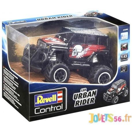 VOITURE SUV URBAN RIDER 1.43E RADIOCOM 2 CANAUX 27MHZ - Jouets56.fr - Magasin jeux et jouets dans Morbihan en Bretagne