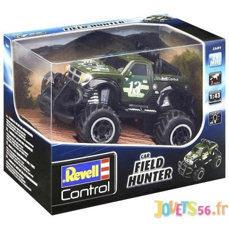 VOITURE SUV FIELD HUNTER 1.43E RADIOCOM 2 CANAUX 27MHZ - Jouets56.fr - Magasin jeux et jouets dans Morbihan en Bretagne