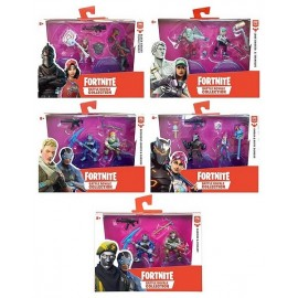 PACK 2 FIGURINES 5CM FORTNITE BATTLE ROYALE COLLECTION ASST