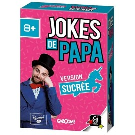 JOKES DE PAPA EXTENSION SUCREE