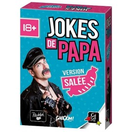 JOKES DE PAPA EXTENSION SALEE