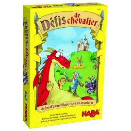JEU DEFIS DE CHEVALIER - Jouets56.fr - Magasin jeux et jouets dans Morbihan en Bretagne