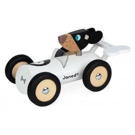 VOITURE BOIS SPIRIT CAR BERNARD - Jouets56.fr - Magasin jeux et jouets dans Morbihan en Bretagne