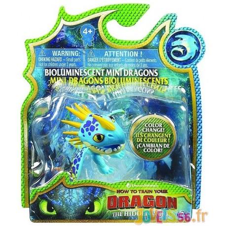 FIGURINE MINI DRAGON 7CM DRAGONS3 ASST - Jouets56.fr - Magasin jeux et jouets dans Morbihan en Bretagne