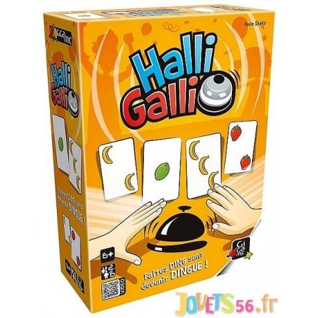 JEU HALLI GALLI NOUVELLE VERSION - Jouets56.fr - Magasin jeux et jouets dans Morbihan en Bretagne