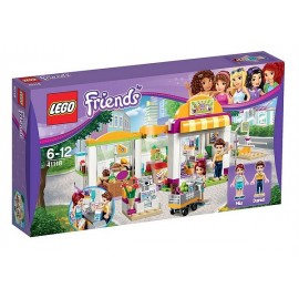 41118 LE SUPERMARCHE DE HEARTLAKE FRIENDS