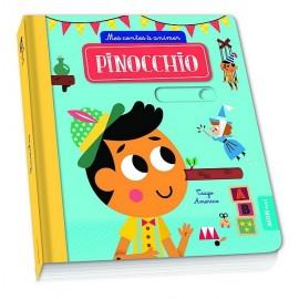 PINOCCHIO MES CONTES A ANIMER