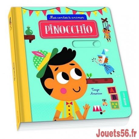 PINOCCHIO MES CONTES A ANIMER-jouets-sajou-56