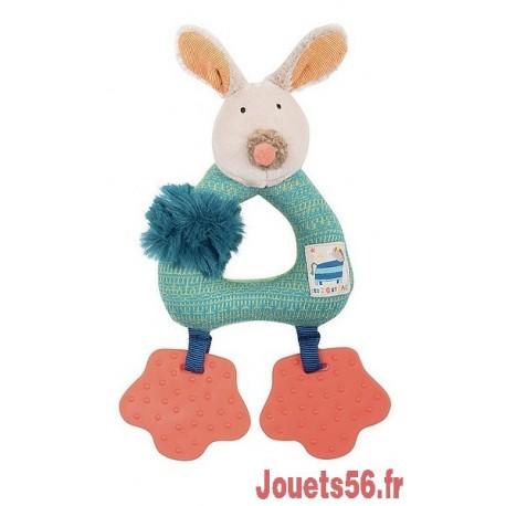 ANNEAU HOCHET CHIEN LES ZIG ET ZAG-jouets-sajou-56