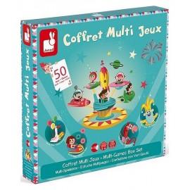 COFFRET MULTI JEUX 50 JEUX