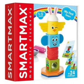 SMARTMAX MY FIRST TOTEM 8PCES MAGNETIQUES