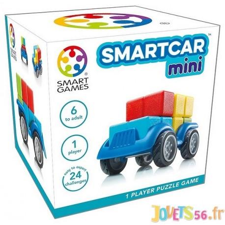 JEU SMARTCAR MINI - Jouets56.fr - Magasin jeux et jouets dans Morbihan en Bretagne