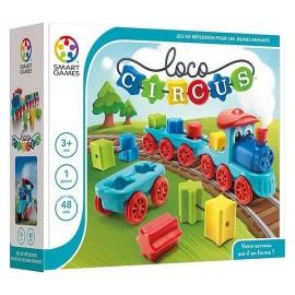 JEU LOCO CIRCUS - Jouets56.fr - Magasin jeux et jouets dans Morbihan en Bretagne