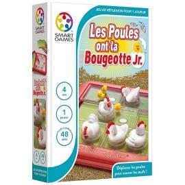 JEU LES POULES ONT LA BOUGEOTTE 3D JUNIOR