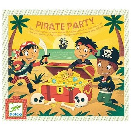 JEU ANNIVERSAIRE PIRATE PARTY