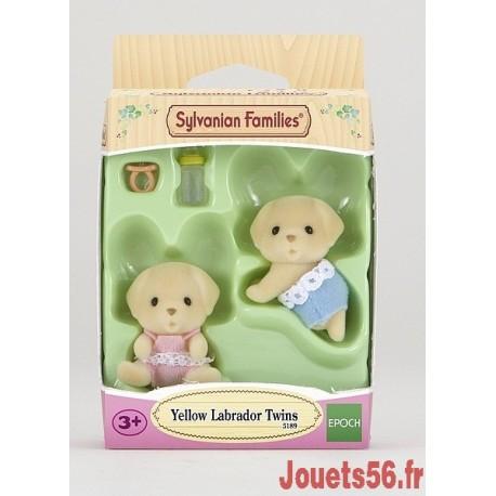 JUMEAUX LABRADOR SYLVANIAN-jouets-sajou-56