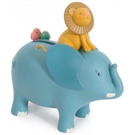 TIRELIRE ELEPHANT SOUS MON BAOBAB - Jouets56.fr - Magasin jeux et jouets dans Morbihan en Bretagne